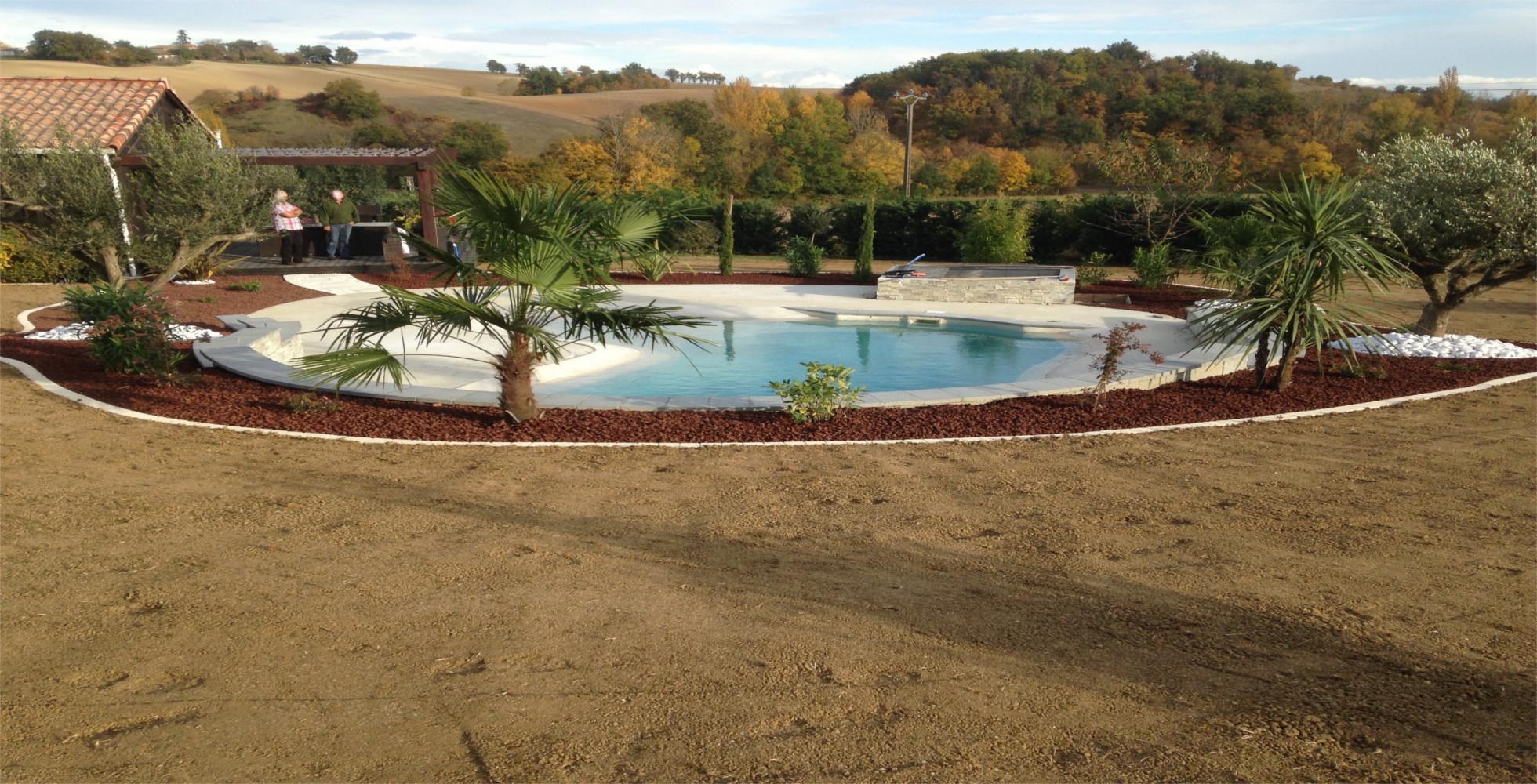 Tour De Piscine Gazon Synthetique aménagement tour de piscine